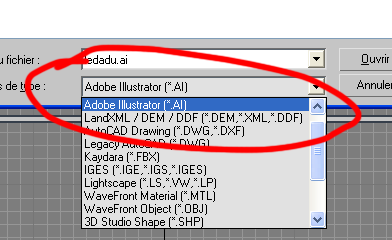 Format Adobe Illustrator - 20 ko